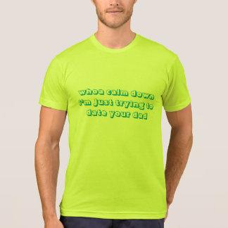 お父さんoのワイシャツ tシャツ