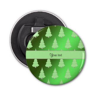 お祝いのクリスマスツリー 栓抜き