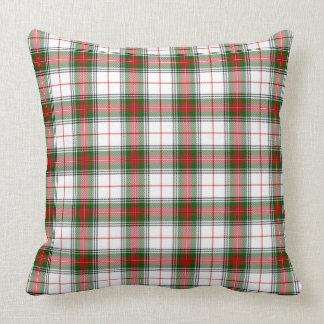 お祝いの一族のステュワートのタータンチェック格子縞の枕 クッション