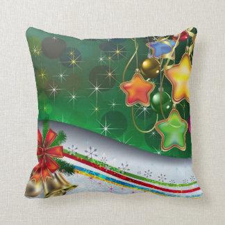 お祝いの二重芸術のクリスマスの枕 クッション