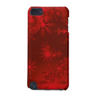 お祝いの赤いクリスマスの箱 iPod TOUCH 5G ケース