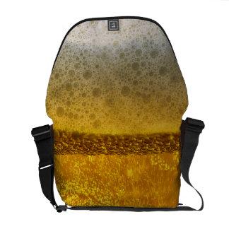 お祝いビール銀河系天に癒やすこと クーリエバッグ
