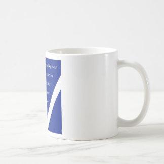 お祝いIの記憶の承認 コーヒーマグカップ