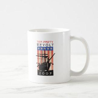 お茶会の反乱2009年 コーヒーマグカップ