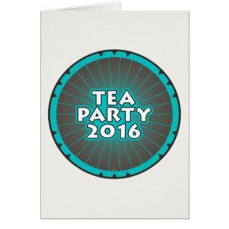 お茶会2016年 カード