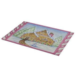 お菓子の家のまな板 カッティングボード