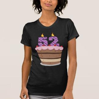 お誕生日ケーキの年齢52 Tシャツ