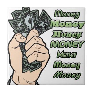 お金のお金のお金 タイル