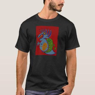 お金のかたつむり Tシャツ