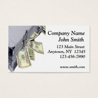 お金の名刺の場合 名刺