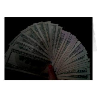 お金の奴隷 カード