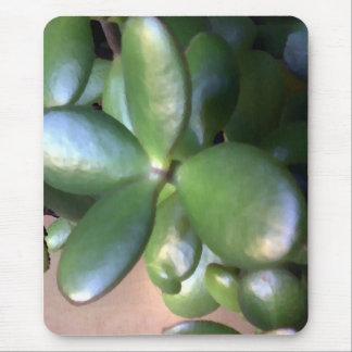 お金植物 マウスパッド