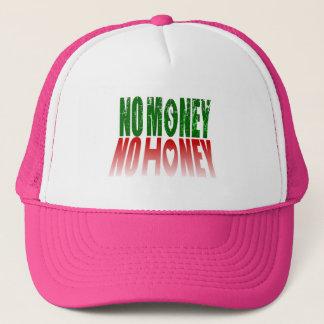 お金無し蜂蜜無し キャップ