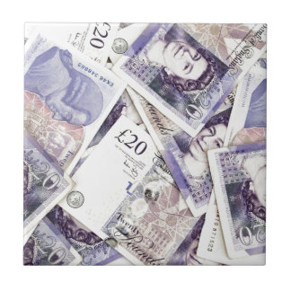 お金、お金、富豪の世界のお金… タイル