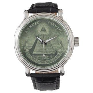 お金 腕時計