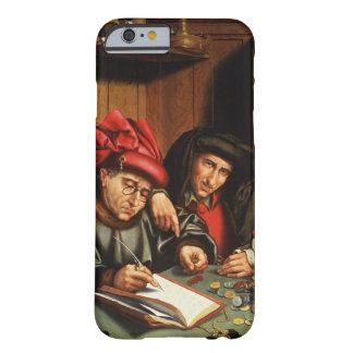 お金Lenders (カシのパネルの油) Barely There iPhone 6 ケース