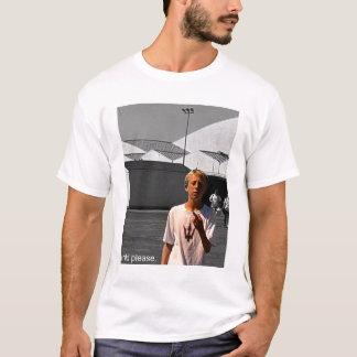 お願いします子供 Tシャツ