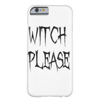 お願いします魔法使い BARELY THERE iPhone 6 ケース