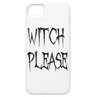 お願いします魔法使い iPhone SE/5/5s ケース
