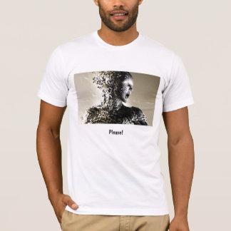 お願いします! Tシャツ