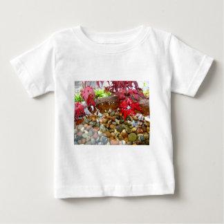 かえでの池 ベビーTシャツ