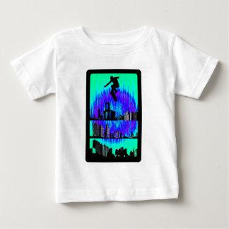 かかとフリップ ベビーTシャツ