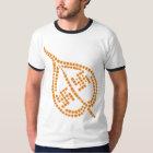 かぎ十字のパターン Tシャツ