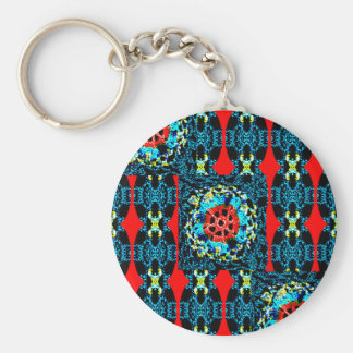 かぎ針編みのスタイル キーホルダー