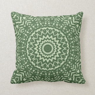 かぎ針編みの一見パターン装飾用クッション クッション