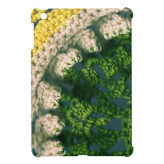 かぎ針編みの写真操作 iPad MINIケース