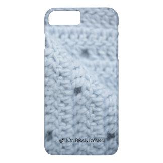 かぎ針編みの携帯電話の箱 iPhone 8 PLUS/7 PLUSケース
