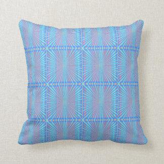 かぎ針編みの正方形 クッション