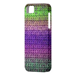 かぎ針編みの電話カバー iPhone 5 COVER