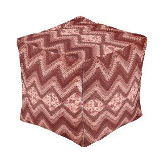 かぎ針編みパターン プーフ