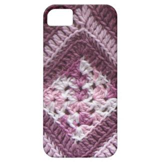 かぎ針編みパターン iPhone SE/5/5s ケース