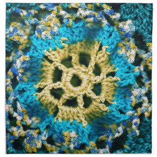 かぎ針編み ナプキンクロス