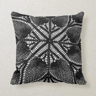 かぎ針編みreplicのプリントの装飾用クッション クッション