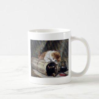 かくれんぼ コーヒーマグカップ