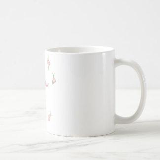 かたつむりのコケの生息地 コーヒーマグカップ