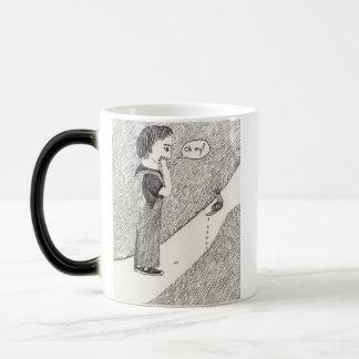 かたつむりの尾の物語 モーフィングマグカップ