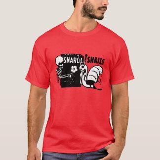 かたつむりの毒 Tシャツ
