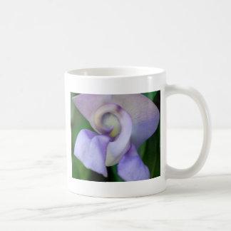 かたつむり花 コーヒーマグカップ