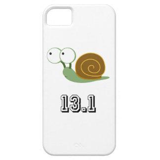 かたつむり13.1 (半分のマラソン) iPhone SE/5/5s ケース