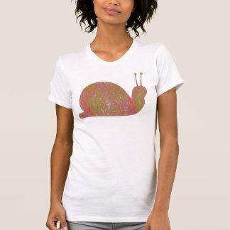 かたつむりEscargot: 子供愛創造物の低価格のギフト Tシャツ