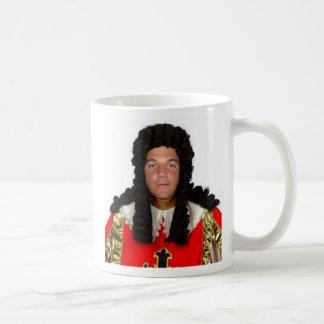 """かつら""""34セント""""のコーヒー・マグの調理師 コーヒーマグカップ"""