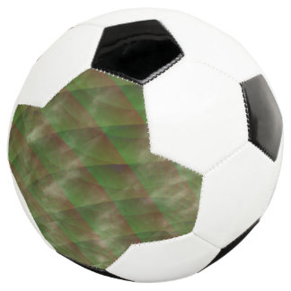 かび臭い干渉 サッカーボール