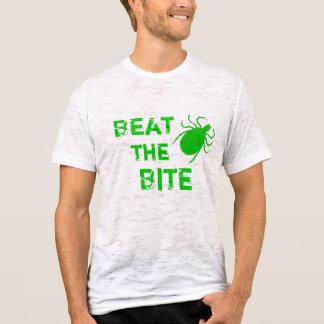 かみ傷のライム病を打って下さい Tシャツ