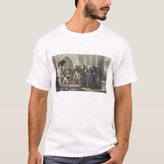 「からの彼の妻の葬式のSyntax先生、への Tシャツ