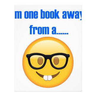 から遠くにな1冊の本…. Emoji レターヘッド