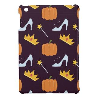 かわいいおとぎ話パターン iPad MINI カバー